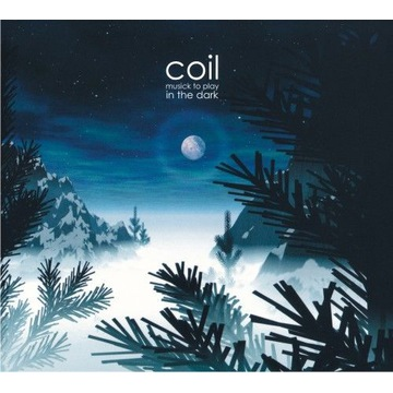 COIL Musick To Play In The Dark vol.1 vol.2 CD