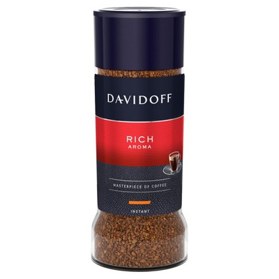 Davidoff кофе растворимая Rich Aroma 100?