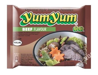 [WO] суп ням Ням говядина 60 г Таиланд