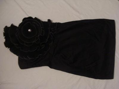 Czarna sukienka 34/36