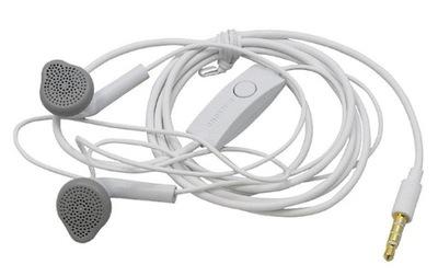 Oryginalny zestaw słuchawkowy do telefonu Samsung