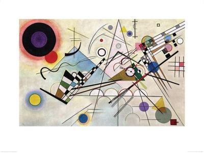 Василий Кандинский Composition VIII 80x60 см