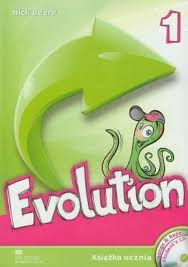 Evolution  1 podręcznik Macmillan