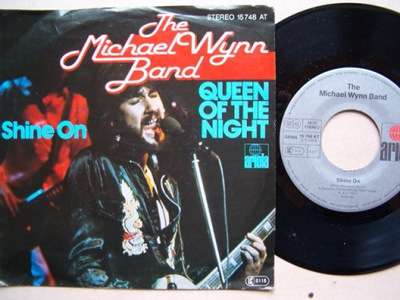 THE MICHAEL WYNN BAND - SHINE ON - QUEEN OF THE NI