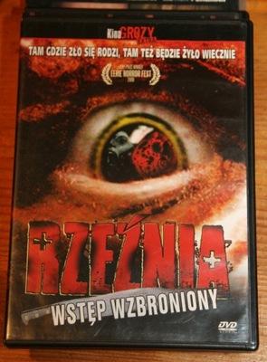 RZEŹNIA     DVD