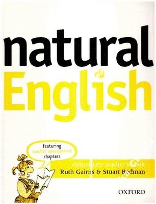 natural English elementary Teacher's Book NOWA