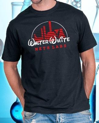 Koszulka T-shirt Walter White - Heisenberg- rozm S