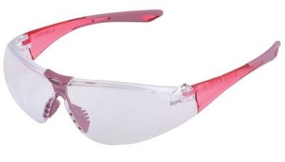 Ochranné okuliare Ženské ružové UV ARDON W3