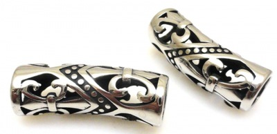 трубка лук Соединитель ??? браслет - stainless steel