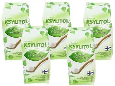 КСИЛИТ 5кг финский 100 % сахар березовый, эконом.