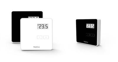 TECH ST-294 v1 sa zobrazí káblový izbový termostat