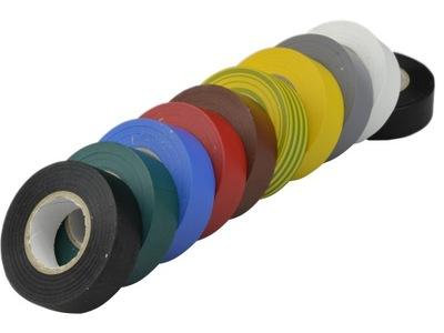Páska elektrické izolácie 19 mm/20 m x 10 m SCAPA-MIX