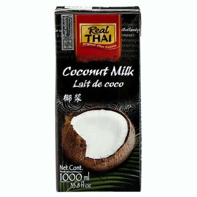 Молоко Кокосовое 1л МОЛОЧКО 85% текст. БЕЗ КОНСЕРВАНТ