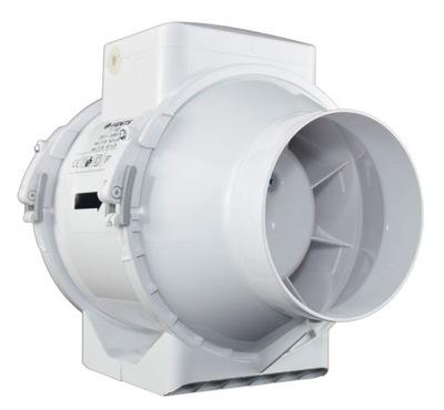 Tiché potrubia ventilátor TT 150 (-) 520 m3/h 33 dB