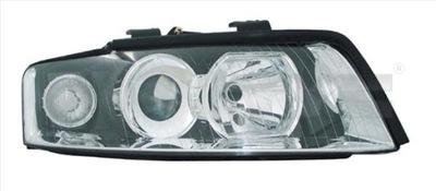 REFLEKTOR LAMPA TYC AUDI A4 (8E2, B6)