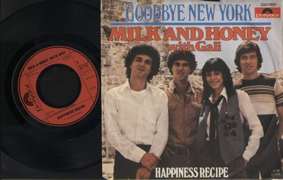 MILK AND HONEY - GOODBYE NEW YORK -HAPPINES RECIPE