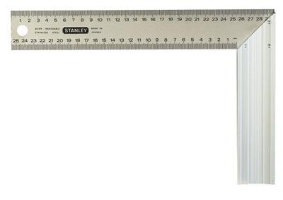 Uhlomer -  STANLEY STEEL ANGLE S VEĽKOSŤOU 45-687 400