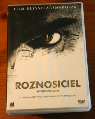 ROZNOSICIEL       DVD