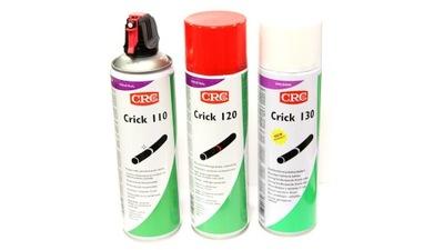 Nastavený na kontrolu tesnosti zvarov CRC CRICK