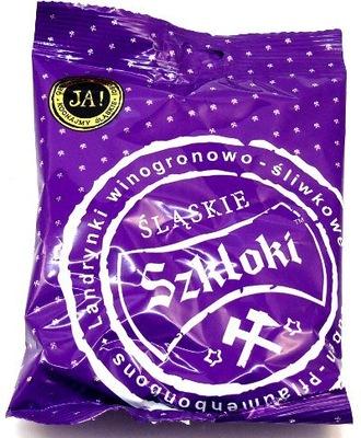Конфеты  Szkloki Winogronowo-Сливовое 80 Г