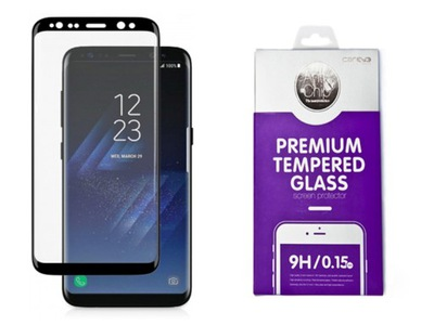 SZKŁO HARTOWANE 3D CAŁY EKRAN Samsung Galaxy S8