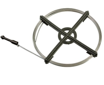 Náhradný diel - Kábel na ťahanie káblov 5mm x 10m