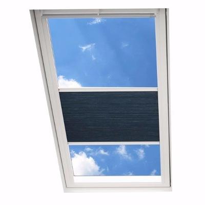 PLISA ROLETA DACHOWA rolety na okno dachowe PLISY
