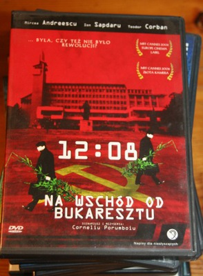 12:08 NA WSCHÓD OD BUKARESZTU   DVD