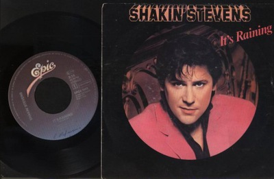 SHAKIN' STEVENS - IT'S RAINING - YOU AND I WERE ME