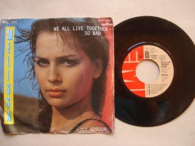 MELISSA - WE ALL LIVE TOGETHER - SA BAD