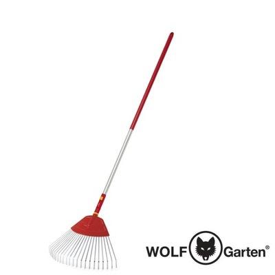 Hrable - Wolf-Garten UF-M + ZMi 15 Miotłograbie + Stem