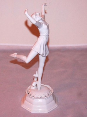 Figura Rosenthal Charoll Wiosna rok 1928 stan dosk