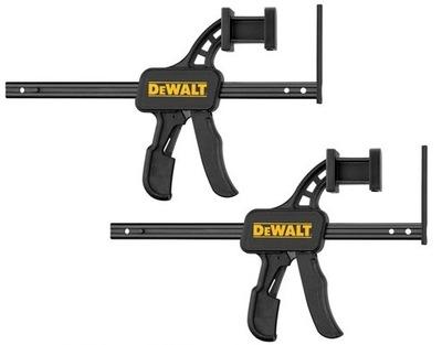DeWALT DWS 5026 Szybkomocujące Terminálov na Železnici