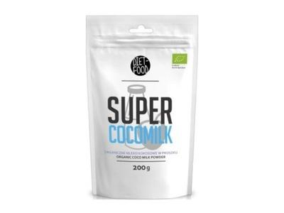 Органический Напиток Кокосовое порошок 200г Диет-Питания
