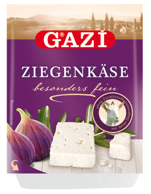Турецкий Белый сыр козий Гази 180 Г