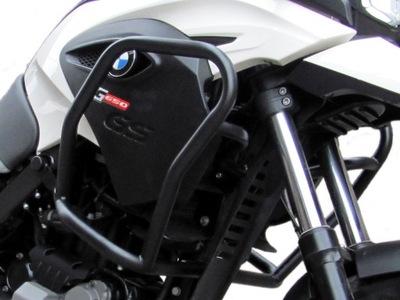 ЗАЩИТА / ДУГИ HEED BMW G 650 GS (2010 - 2015), SERTAO