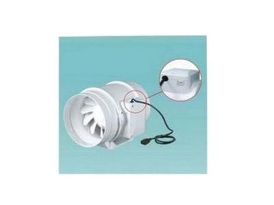Záhradné svietidlo - Ventilátor VENTS FI-150 405 / 520m3 GROWBOX