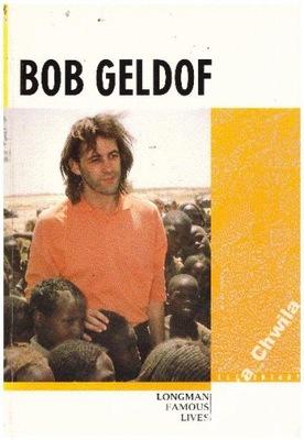 Bob Geldof Charlotte Gray NOWA Longman Famous Live