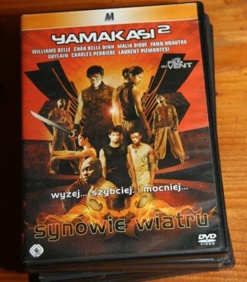 YAMAKASI 2  DVD