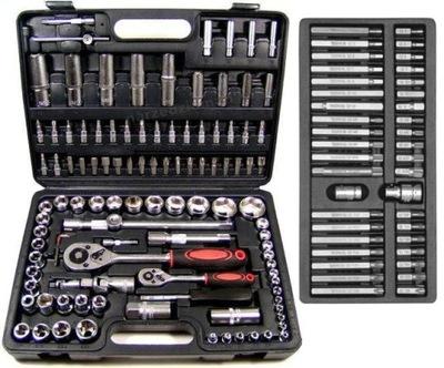 набор ключей 148 ключи насадочные torx imbus Yato