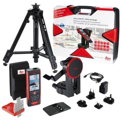 Дальномер Leica Disto S910 Измерения 3D - ProPack