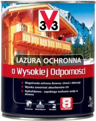 3V3 AZURE V33 VYSOKÁ ODOLNOSŤ 8LAT 750 ml