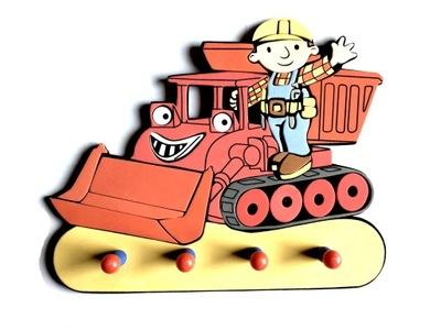 3D ornament do izby - DECOR pre deti BOB BOUFFERS DISNEY