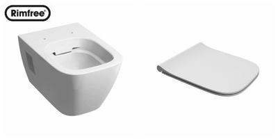 WC misa - WHEEL MODO WHEEL sanitárna ochranná doska pre toalety