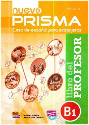 Nuevo Prisma B1 Libro del profesor NOWA hiszpański