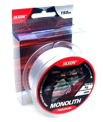 ŻYŁKA JAXON MONOLITH 0,27 -15 KG 150M NEW JAPAN