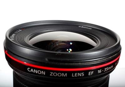 Canon EF 16-35 L II  USM f/ 2.8 .