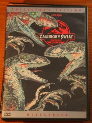 ZAGINIONY ŚWIAT     DVD