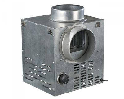 Turbíny, ventilátor, krbové PRIEDUCHY KAM 125 400м3/h