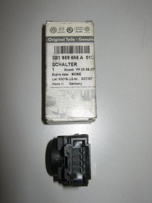 PRZEŁĄCZNIK LUSTEREK PASSAT B5 BEETLE 3B1959565A